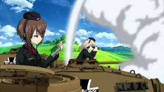 Girls Und Panzer OST: Erika
