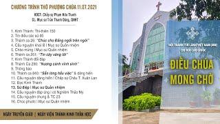 HTTL CẦN GIUỘC - Chương trình thờ phượng Chúa - 11/07/2021