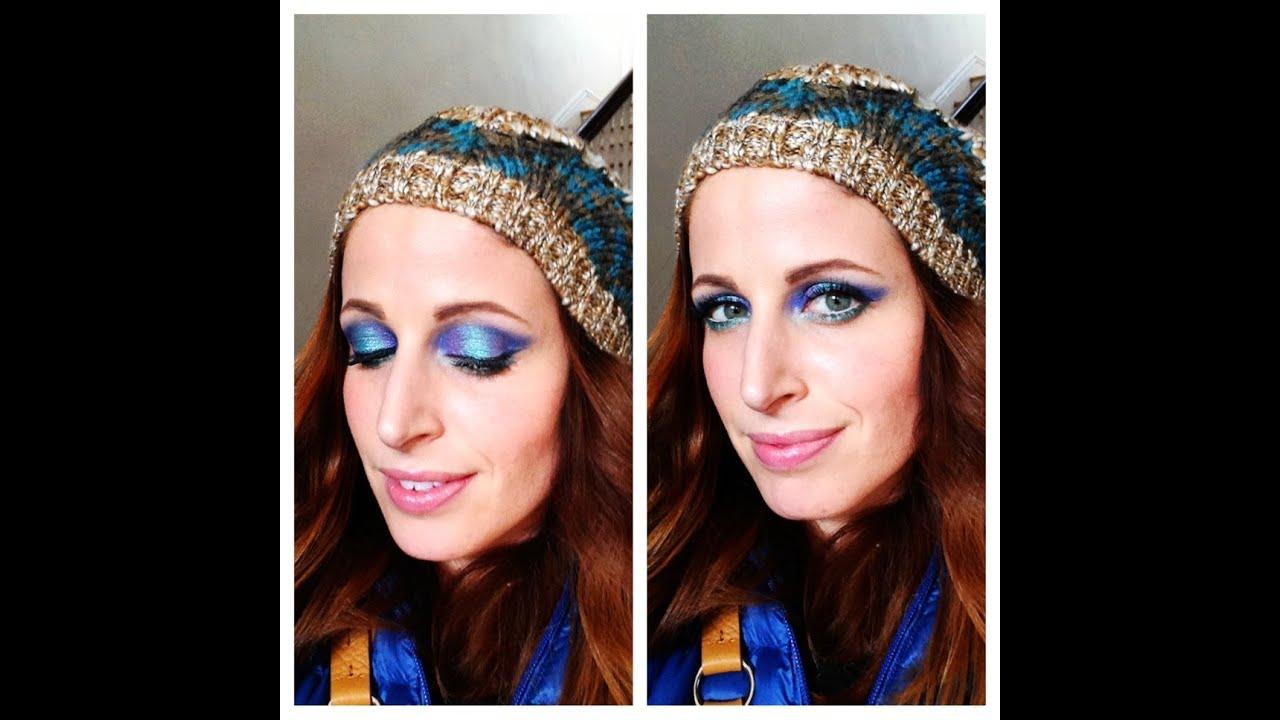 Makeup Tutorial Trucco Trend primavera 2013