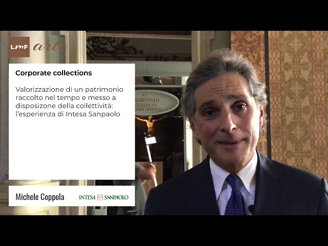 BIAF19 corporate collection - Michele Coppola (Intesa Sanpaolo)