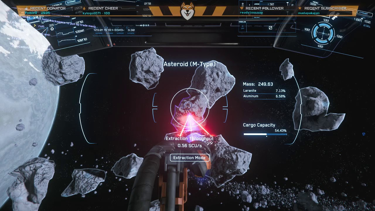 Outdated Best Mining Spot In Star Citizen Youtube