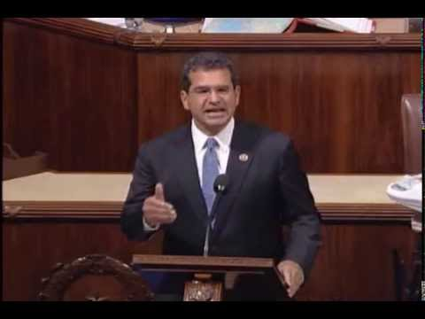 Pierluisi Introduces Puerto Rico Statehood Admission Process Act