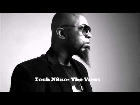 RARE Track- Tech N9ne The Virus (HQ Quality)