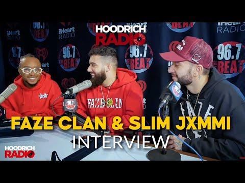 Faze Clan & Slim Jxmmi Talk E-Sports, Professional Gaming, Atlanta Faze Homestand & More!