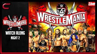 WWE WrestleMania 37 Night 2 Live Stream: Full Show Watch Along