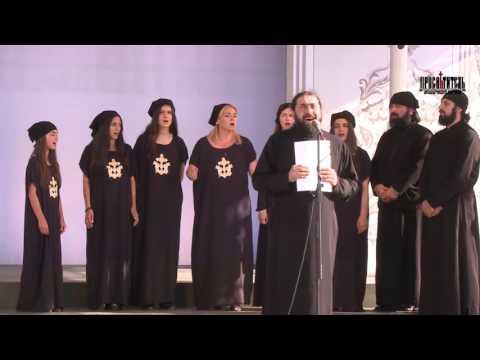 Схиархимандрит Серафим на фестивале Просветитель