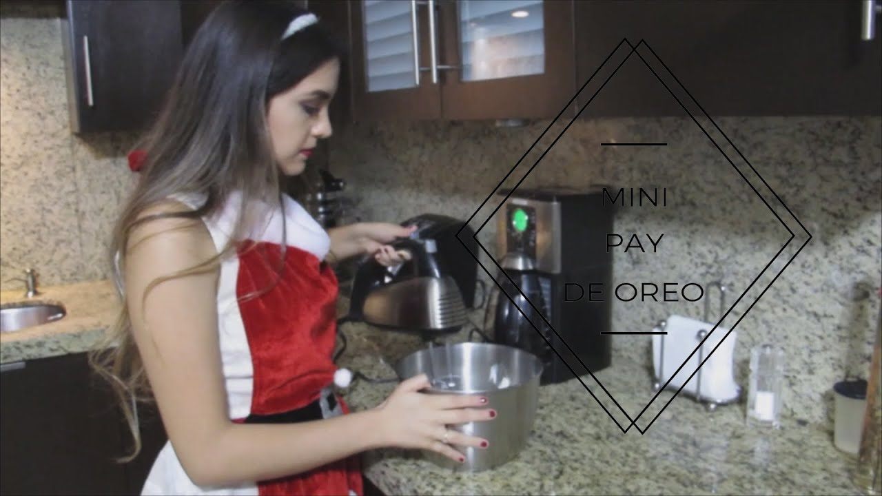 Mini Pay De Oreo Para Fiestas Navide 209 As ♡ Cocina Con Ari