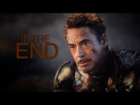 (Marvel) Tony Stark | In the end