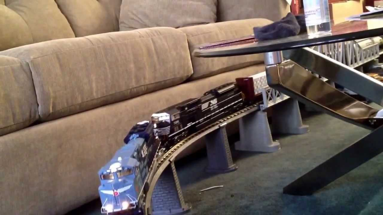 model train engines