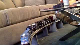 mth lionel and k line o scale train action 02 11 14