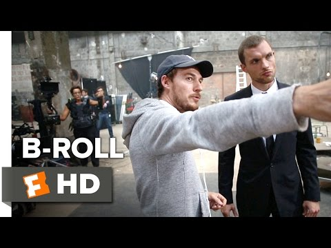 The Transporter Refueled BROLL 1 2015  Ed Skrein, Loan Chabanol Action Movie HD