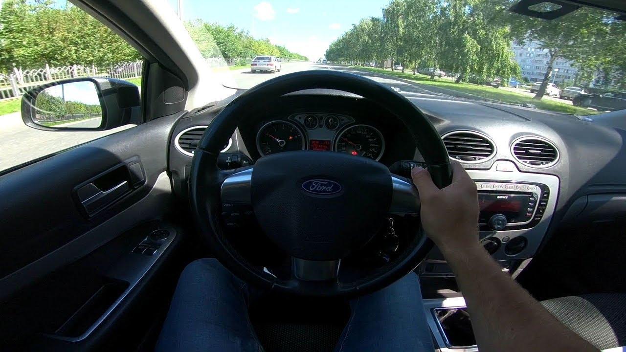 2011 Ford Focus 1.8L (125) POV Test Drive