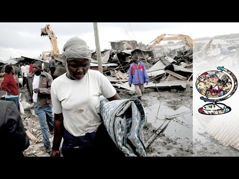 Kenya's Slum Dwellers Fighting Forced Evictions (2014)