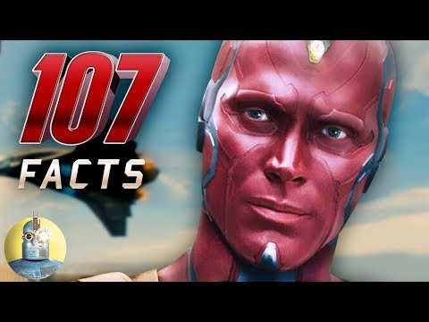 107 Facts About Avenger Age Of Ultron You Should Know! | Cinematica