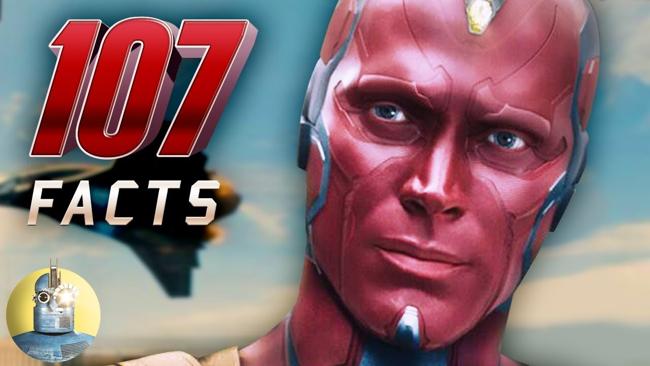 107 Avengers: Age Of Ultron Facts You Should Know! | Cinematica