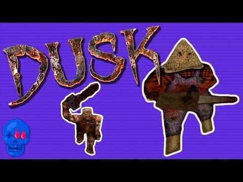More Than A Quake Clone | Dusk (PC) Review [SSFF]