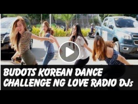 BUDOTS by LOVE RADIO DJs! SAKIT SA LEGS DAI !
