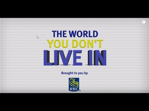 RBC Students - Bank to School 3 - The World You Don't Live In (2015)