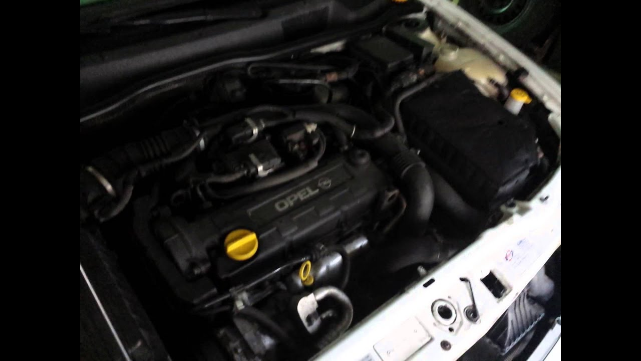 astra g 1.7dti isuzu engine with 301kkm - youtube