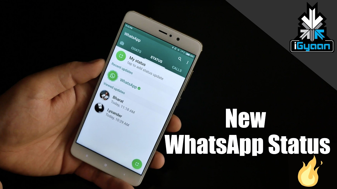 Guide Create Delete New Whatsapp Status Updates In 6 Easy