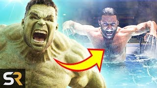 Marvel Theory: The Incredible Hulk May Have Set Up Wolverine In The MCU