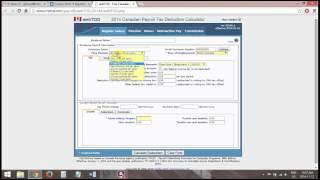 Online Tax Calculator
