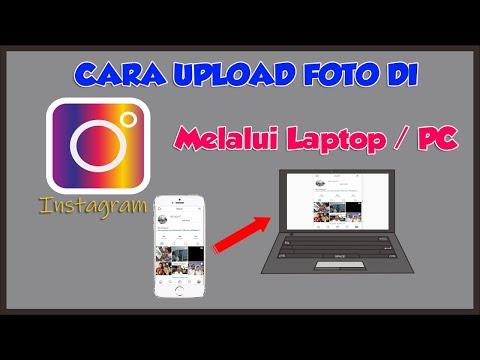Cara upload VIDEO ke INSTAGRAM dari PC/LAPTOP via google chrome extension.
