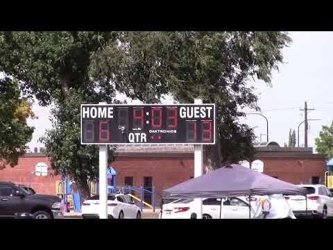 North Ogden Red Pee Wee Vs Syracuse Black 9/29/18