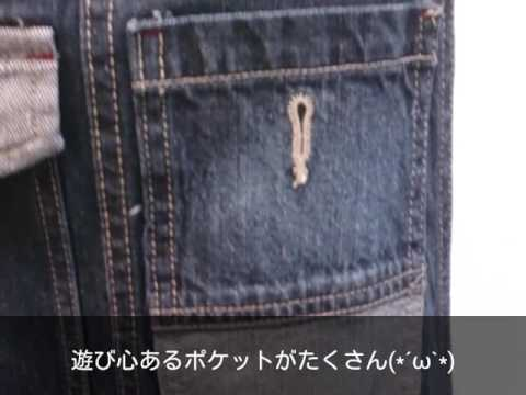 【GOLDJAPAN 大きいサイズ専門店】デニムサロペットミニスカート LL-4L