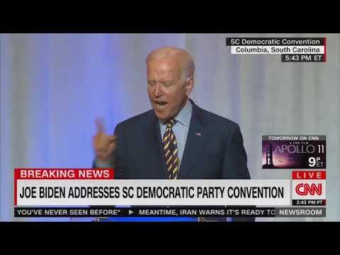 Joe Biden's health becomes talking point after recent speech