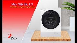 Máy Giặt Sấy LG FG1405H3W1 10.5 Kg Giặt / 7Kg Sấy Inverter- Pico.vn