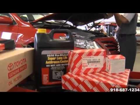 Toyota Power Steering Pump Leak Service Repair Replacement McAlester Tahlequah OK