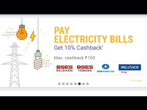 PhonePe Cashback || discount || Yes Bank || 10% On Electricity || UPI || Myntra || Recharge || Hindi