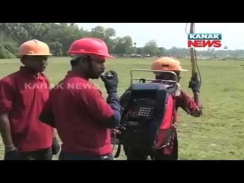 Seismic Survey Begins In Balasore