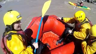 Rafting Cajon del Maipo Oct 2017 (Chile)