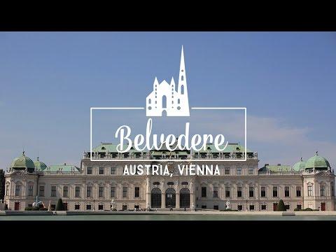 Belvedere Palace Дворец Бельведер