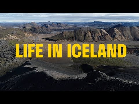 Life Of A Hiking Guide In Iceland (2019)