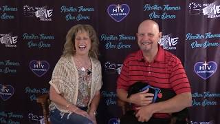 """Episode Thirty-one of Series """"What Love Means"""" with Heather Thomas Van Deren of HTV Ministries"""