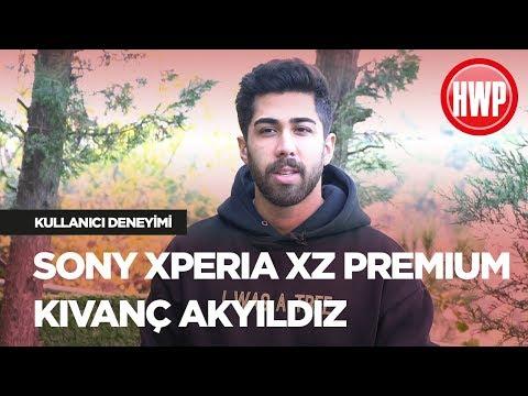 Sony Xperia XZ Premium ile 15 Gün - Kıvanç Akyıldız