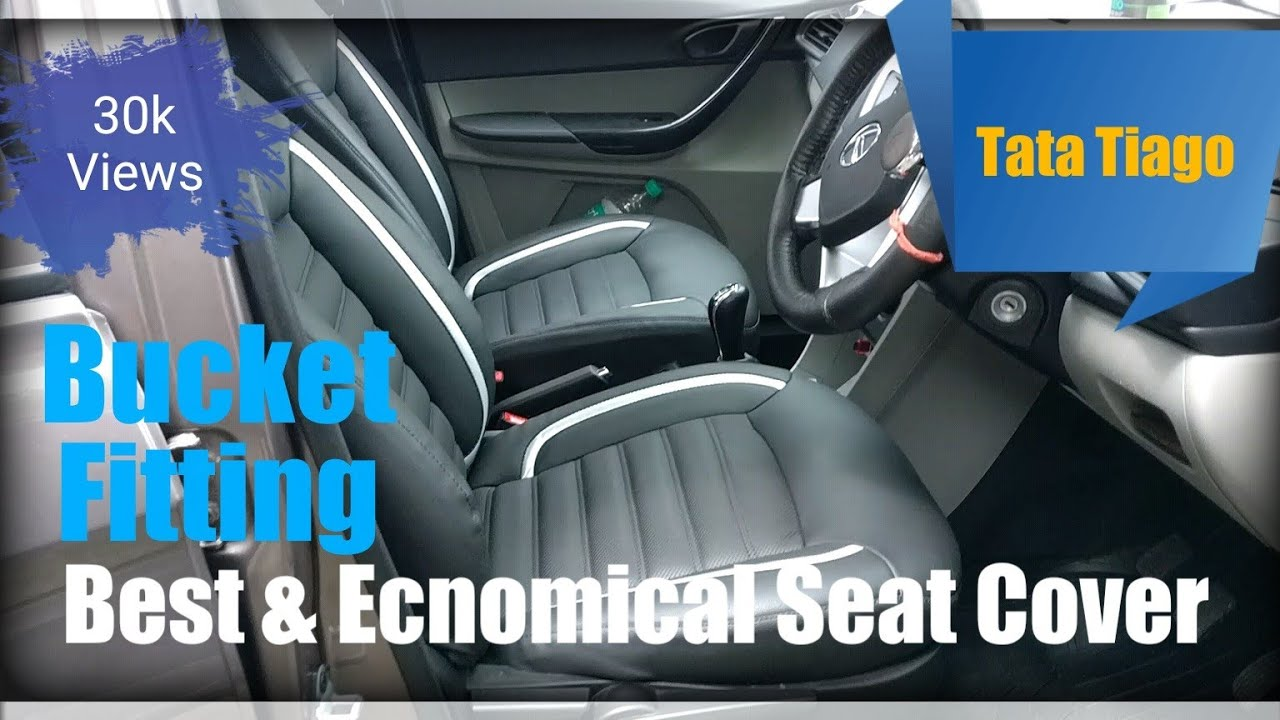 Best Seat Cover For Tata Tiago