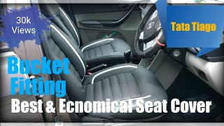 Best seat cover for Tata Tiago.