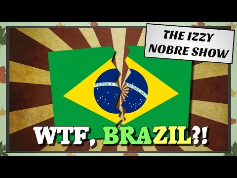 What is happening in Brazil?