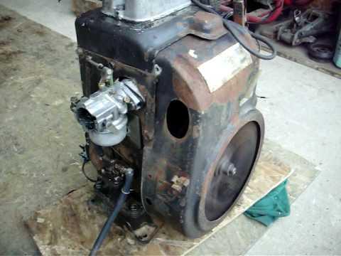 John Deere 214 >> Monster K361 18 HP OHV Kohler Engine - YouTube