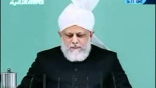 Проповедь Хазрата Мирзы Масрура Ахмада (22-10-2010)clip-4.flv