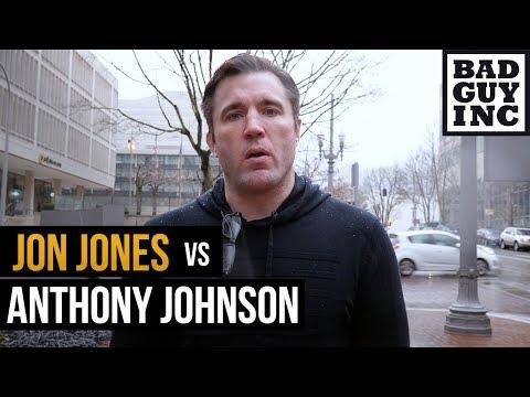 Jon Jones vs Anthony Johnson...WHAT IF?