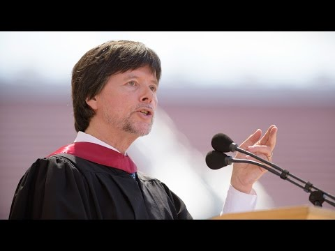 2016 Stanford Commencement address by Ken Burns