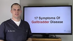 17 Symptoms of Gallbladder Disease