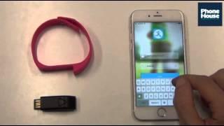 TIP: Cómo configurar el brazalete bluetooth Innova Pulsera en iOS