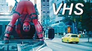 Дэдпул 2 (2018) - русский трейлер - озвучка VHS