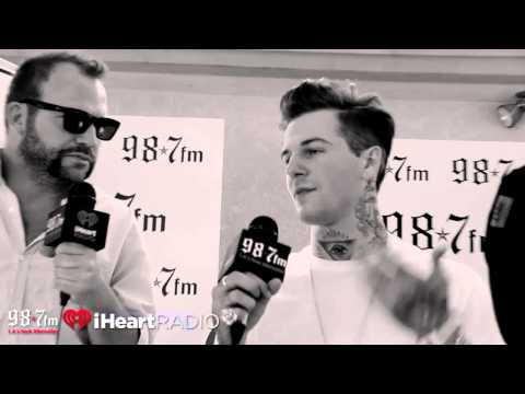 The Neighbourhood Interview at Coachella 2013